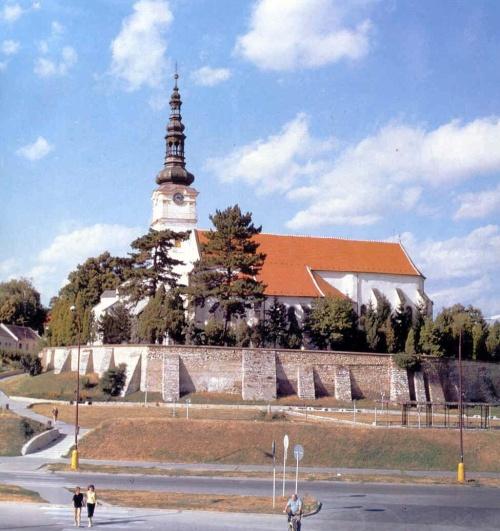 27c8feb39 Rímskokatolícky kostol Narodenia Panny Márie v Novom Meste nad Váhom